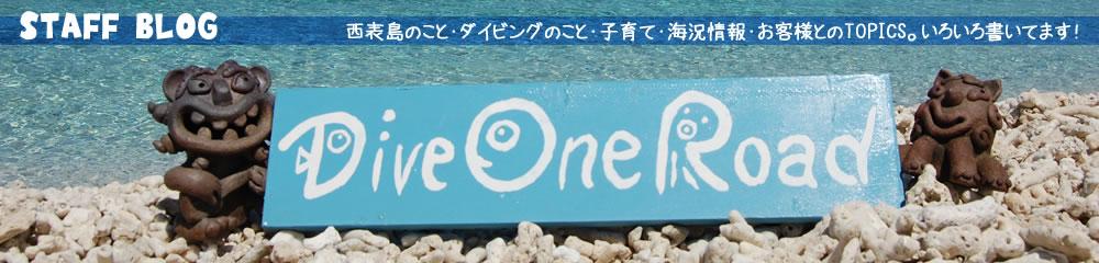 西表島ダイビングStaffBlog